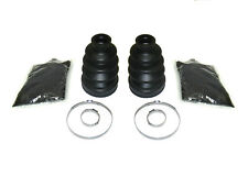 2009-2014 Yamaha Grizzly 550 4x4: Pair of Front or Rear Axle Inner CV Boot Kits