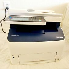 (No Ink) Xerox WorkCentre 6027/NI Wireless Multifunction Color Laser LED Printer