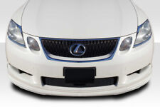 06-11 Lexus GS J-Pro Duraflex Front Bumper Lip Body Kit!!! 114720
