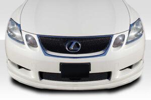 06-11 Lexus GS J-Pro Duraflex Front Bumper Lip Body Kit!!! 114720