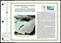 FRANCE CEF 1972 FAUNA FISCHE LACHS SAUMON SALMON FISH zf10