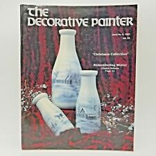 The Decorative Painter 1992 Issue Number 5 Volume XX Winter Christmas Collection