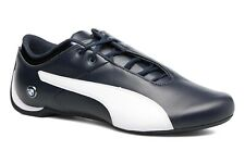 Baskets Puma BMW Ms Future Cat Team Blue White 305987 01 Chaussure Sport Cuir