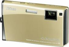 Nikon Coolpix S60 10MP Digital Camera with 5x Optical Vibration Reduction (VR) Z
