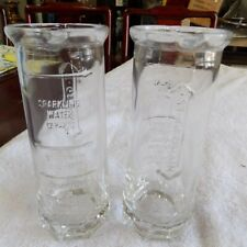2 BRAND NEW  St Germain Le MINI Cocktail Carafe Mixer Glass Pitcher