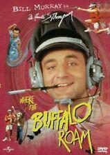 Where the Buffalo Roam [DVD] [1980] [Region 1] [US Import] [NTSC] - DVD  ITVG