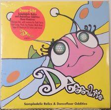 Deee-Lite Sampladelic Relics & Dancefloor Oddities 1996 OG Vinyl 2 LP Sealed