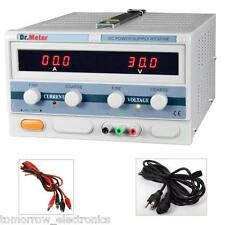 Digital DC Power Supply 30V 10A Mastech Variable Adjustable Regulated Lab Grade