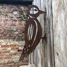 Escudo de chapa XXL Fun jardín pájaros casa de pájaro