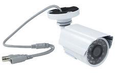 TELECAMERA VIDEOSORVEGLIANZA 24 LED CCD IR INFRAROSSI 2.8 MM 1200TVL HD AP-502IR