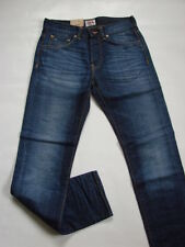JEANS EDWIN  ED 80 SLIM  ( quartz cotton - blue heavy  ) W34 L34 ( i011701 266 )