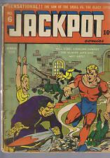 Jackpot Comics #6 Mlj Pub 1942 very early Archie!