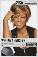 """WHITNEY HOUSTON """"THE ULTIMATE COLLECTION"""" DVD NEW+"""