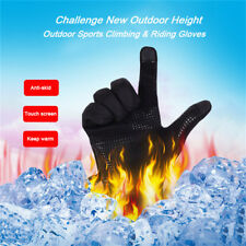 Unisex Touch Screen Windproof Waterproof Outdoor Sport Cycling Winter Warm Glove