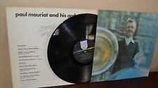 PAUL MAURIAT & ORCH. LP - Doing My Thing