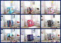3PC CRIB BEDDING SET NEW BORN BABY ROOM NURSERY COMFORTER,SHEET & PILLOW BEDTIME