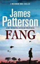 Very Good, Maximum Ride: Fang: Dystopian Science Fiction, Patterson, James, Hard