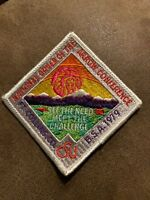 1979 National Order of the Arrow Conference BSA, WWW Ft Collins, CO OA BSA