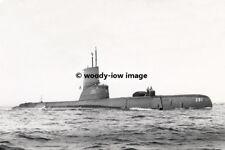 rp3869 - US Navy Submarine - USS Pomfret - photo 6x4