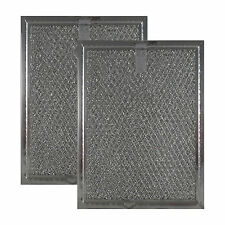 """(2 PACK) Frigidaire 5304440336 Compatible Microwave Mesh Filters 5-7/8"""" x 7-7/8"""""""