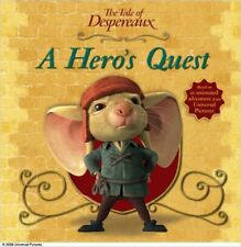 The Tale of Despereaux Movie Tie-In Storybook: A Hero's Quest, Very Good, Candle
