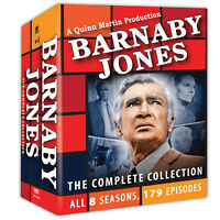 Barnaby Jones: The Complete Collection - DVD - - Region 1 (US & Canada)