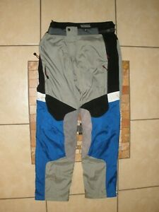 BMW Motorrad Men's Rallye Pro 2 Motorcycle Pants - Size 50 (USA 40R) EUC