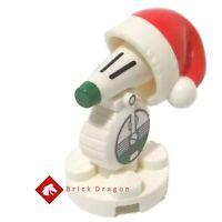 LEGO Star Wars Festive/Christmas D-O from set 75279