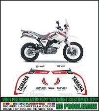 kit adesivi stickers compatibili xt 660 z tenere 2008 shell
