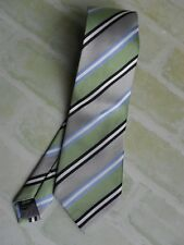 HARDY AMIES - PURE SILK TIE - 9 CM WIDE - MADE IN GERMANY