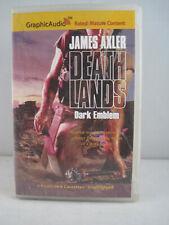 Deathlands # 43 - Dark Emblem by James Axler GraphicAudio - Audio Cassettes Tape