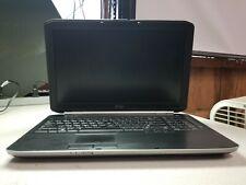 "New listing Dell Latitude E5520 15.6"" i5-2430M 4Gb Ram No Hdd No Battery Bad Keys For Parts"