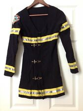 Leg Avenue Sexy Firefighter Costume Sz XS