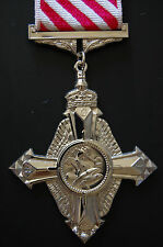 AFC SILVER, GVI AIR FORCE CROSS,