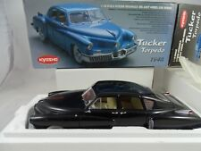 1:18 Kyosho #08201k Tucker Torpedo 1948 Black-RARE §