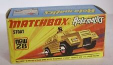 Repro Box Matchbox Superfast Nr.28 Stoat
