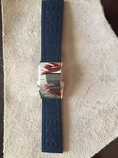 Breitling strap 22/20 Rubber And Handmade Exotic Leathers