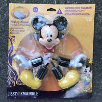 ✳️ NEW! Disney Mickey Mouse Vampire Halloween Pumpkin Push Ins Mr Potato Head