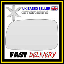 Left Passenger Wing Car Mirror Glass Replacement CONVEX TOYOTA Prius 2003-09