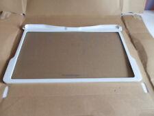 1 X USATO ARISTON MTAA 4611 V frigocongelatore-Frigo Mensola in vetro
