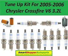 Tune Up Kit for 2004-2005 Chrysler Crossfire V6 3.2L Oil Filter, Air Filter, Spa