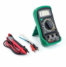 MAS838 Multimeter Mastech Digital Professional Hand a/V / Ohm / Temperature