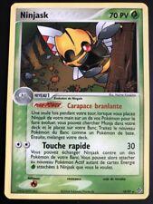 Carte Pokemon NINJASK 18/97 Rare DRAGON Bloc ex FR NEUF