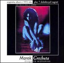 Marek Grechuta - Droga Za Widnokres [New CD]