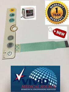 Philips SureSigns VS3  453564242221 Membrane Keypad Overlay New 1 Yr Warranty