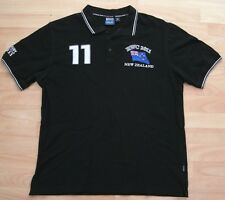 NEW ZEALAND RWC 2011 WORLD CUP RUGBY POLO SHIRT JERSEY TOP XL ADULT