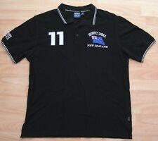 Nouvelle-Zélande Rwc 2011 Coupe du Monde Rugby Polo Shirt Haut en jersey XL adulte