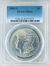 1888-O Morgan Dollar MS63 PCGS