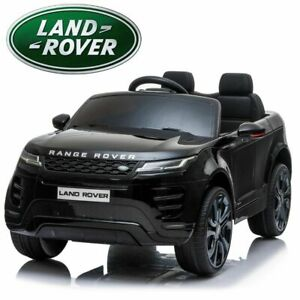 Kids 12V Licensed Range Rover Evoque Electric Battery Ride On Car with Remote