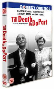 Till Death Us Do Part Dvd Warren Mitchell Brand New & Factory Sealed (1969)